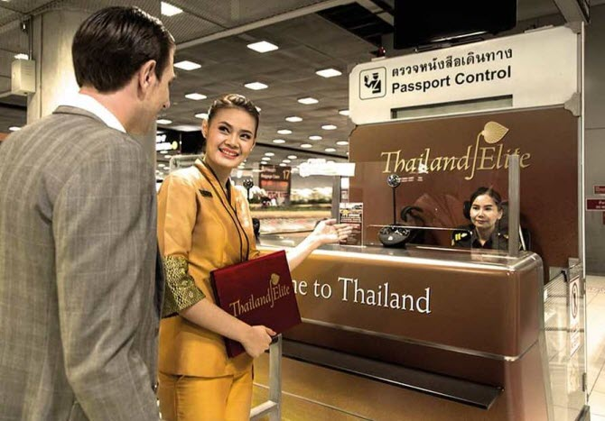 thai elite airport