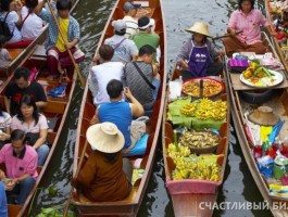 Thailand_Bangkok_Tour_Floating_Market-